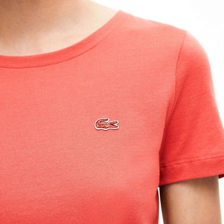 Dámske tričko - Lacoste WOMAN T-SHIRT - 3