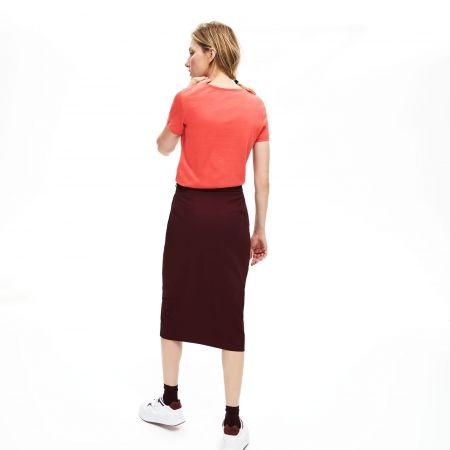 Dámske tričko - Lacoste WOMAN T-SHIRT - 4