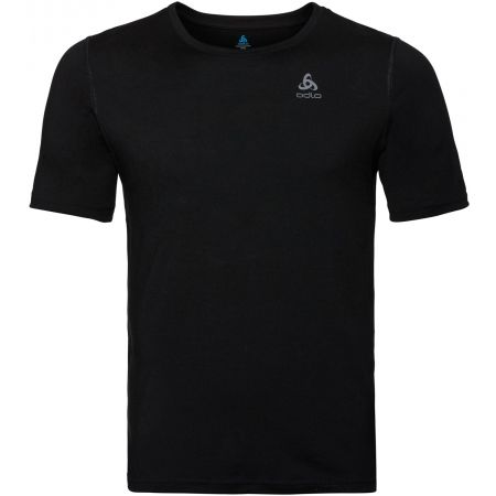 Odlo BL TOP CREV NECK S/S NATURAL 100% MERINO - Men's functional T-shirt