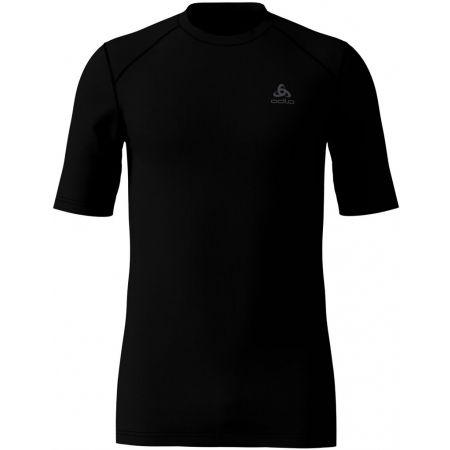 Pánské tričko - Odlo BL TOP CREW NECK S/S ACTIVE WARM