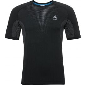 Odlo BL TOP CREW NECK S/S PERFORMANCE WARM - Tricou bărbați