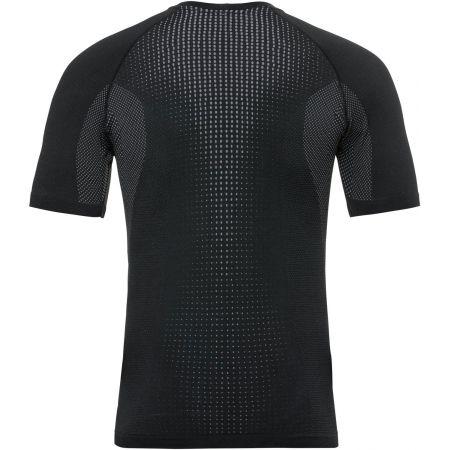 Pánské tričko - Odlo BL TOP CREW NECK S/S PERFORMANCE WARM - 2