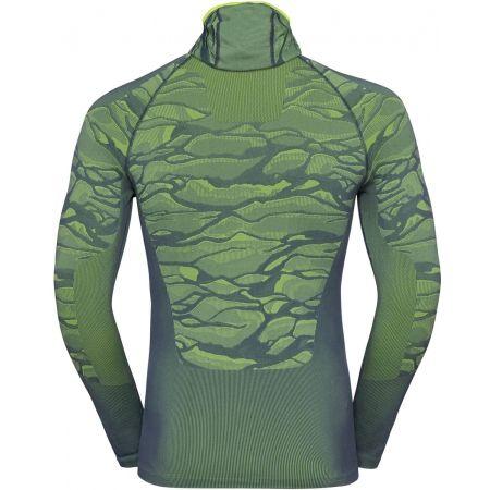 Pánské tričko s integrovanou kuklou - Odlo BL TOP WITH FACEMASK L/S BLACKCOMB - 2