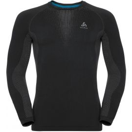 Odlo BL TOP CREW NECK L/S PERFORMANCE WARM - Pánske tričko