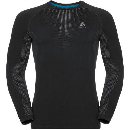 Odlo BL TOP CREW NECK L/S PERFORMANCE WARM - Pánske tričko
