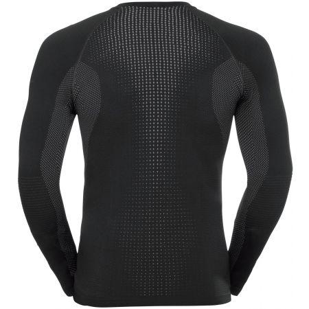 Pánske tričko - Odlo BL TOP CREW NECK L/S PERFORMANCE WARM - 2