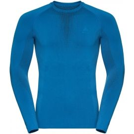 Odlo BL TOP CREW NECK L/S PERFORMANCE WARM - Tricou bărbați