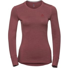 Odlo SUW TOP CREW NECK L/S NATURAL 100% MERINO