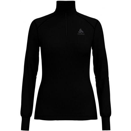Odlo BL TOP TURTLE NECK L/S HALF ZIP ACTIVE W - Dámske tričko