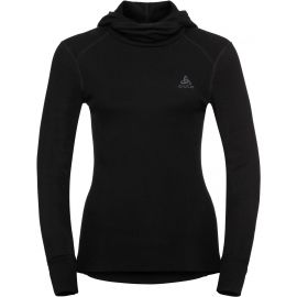 Odlo BL TOP WITH FACEMASK L/S ACTIVE WARM