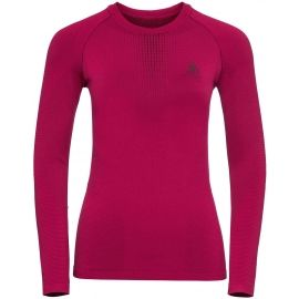 Odlo BL TOP CREW NECK L/S PERFORMANCE WARM - Női póló