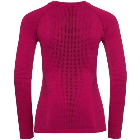 Dámské tričko - Odlo BL TOP CREW NECK L/S PERFORMANCE WARM - 2