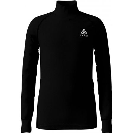 Odlo BL TOP TURTLE NECK L/S ACTIVE WARM KIDS - Детско поло