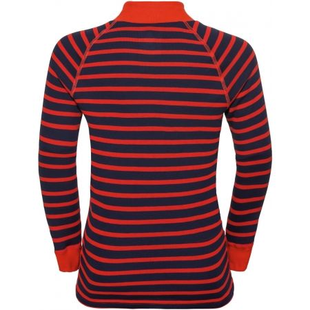 Detský rolák - Odlo BL TOP TURTLE NECK L/S ACTIVE WARM KIDS - 2