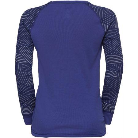 Dětské tričko - Odlo SUW KIDS TOP L/S CREW NECK ACTIVE WARM TREND - 2