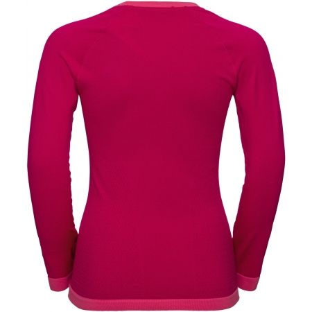 Detské tričko - Odlo BL TOP CREW NECK L/S PERFORMANCE WARM KI - 2
