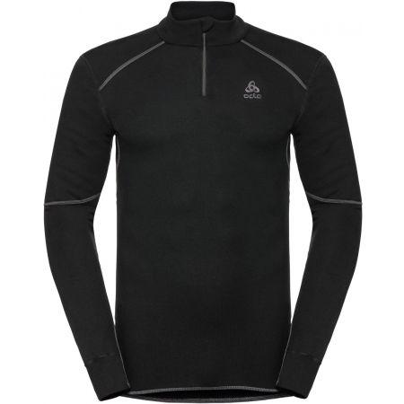 Odlo BL TOP TURTLE NECK L/S HALF ZIP ACTIVE X - Pánske tričko s 1/2 zipsom
