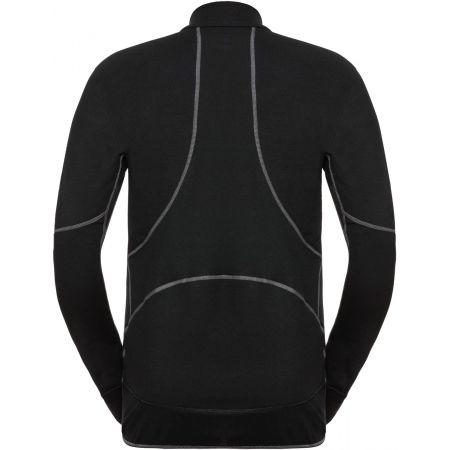 Pánské tričko 1/2 zip - Odlo BL TOP TURTLE NECK L/S HALF ZIP ACTIVE X - 2