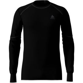 Odlo BL TOP CREW NECK L/S ACTIVE X-WARM - Men's T-shirt