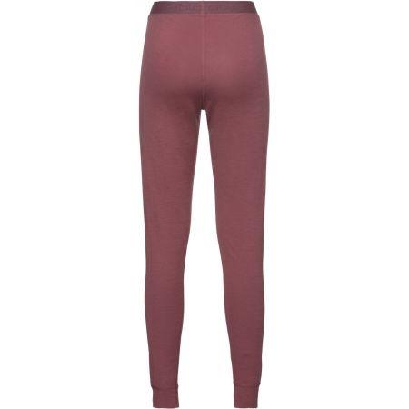 Dámske funkčné nohavice - Odlo SUW BOTTOM PANT NATURAL 100% MERINO WARM - 2