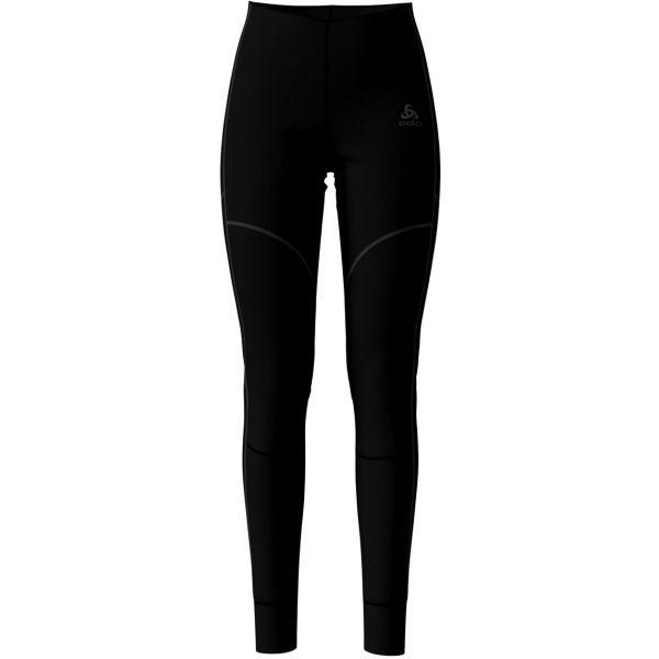 Odlo BL BOTTOM LONG ACTIVE X-WARM čierna S - Dámske nohavice