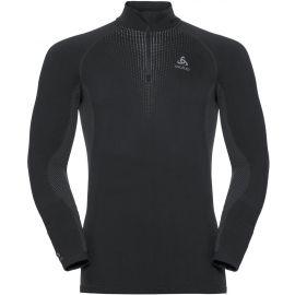 Odlo BL TOP TURTLE NECK L/S HALF ZIP PERFORMA - Pánské tričko 1/2 zip
