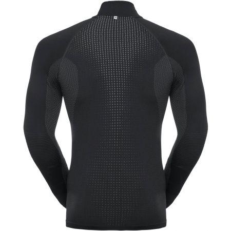 Pánské tričko 1/2 zip - Odlo BL TOP TURTLE NECK L/S HALF ZIP PERFORMA - 2