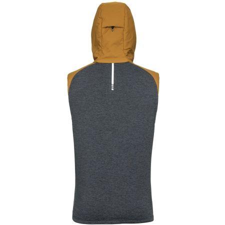 Men's vest - Odlo VEST MILLENNIUM S-THERMIC - 4