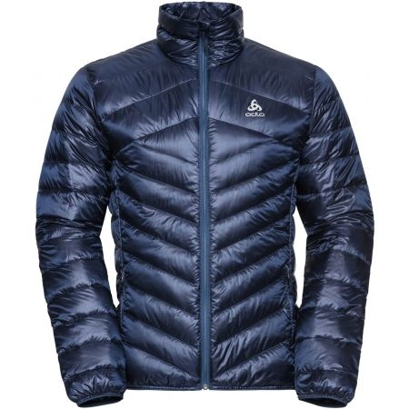 Pánská péřová bunda - Odlo JACKET INSULATED COCOON N-THERMIC WARM - 1