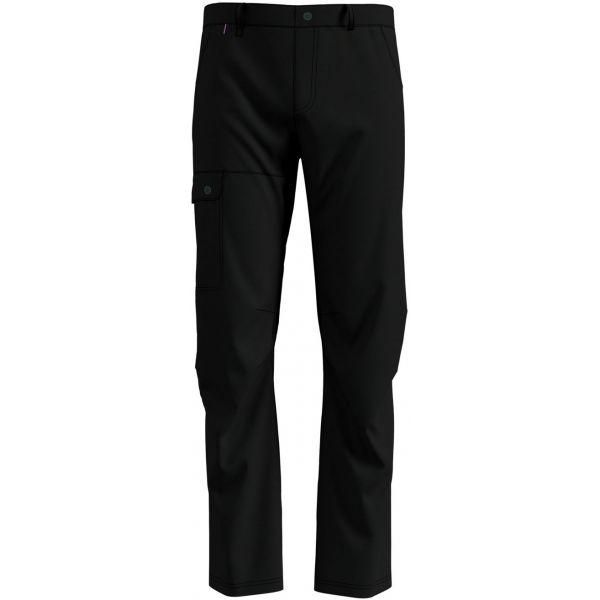 Odlo PANTS ALTA BADIA czarny 56 - Spodnie męskie
