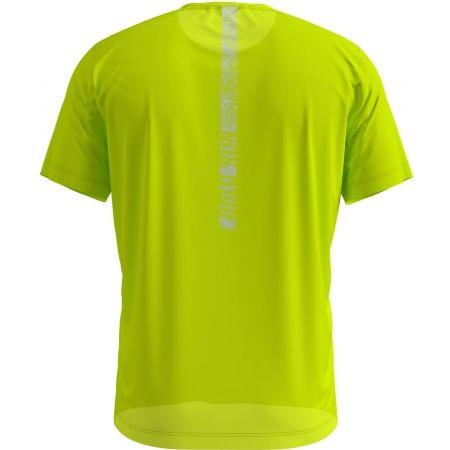 Pánske tričko s krátkym rukávom - Odlo T-SHIRT S/S CREW NECK ELEMENT LIGHT PRIN - 2