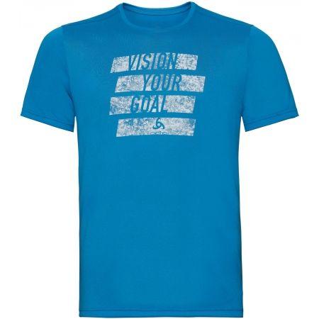 Odlo T-SHIRT S/S CREW NECK MILLENNIUM ELEMENT - Tricou bărbați
