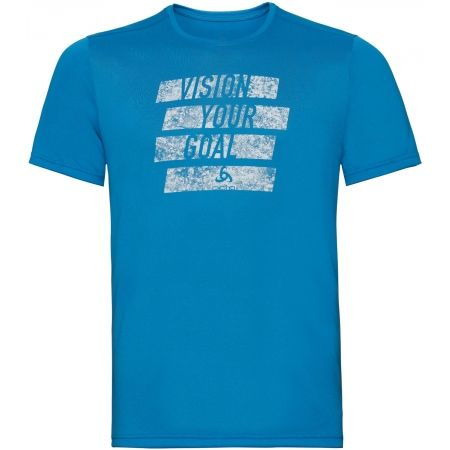 Odlo T-SHIRT S/S CREW NECK MILLENNIUM ELEMENT - Pánske tričko