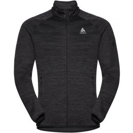 Odlo MIDLAYER FULL ZIP STEAM - Pánska mikina