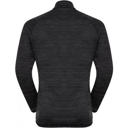 Pánska mikina - Odlo MIDLAYER FULL ZIP STEAM - 2