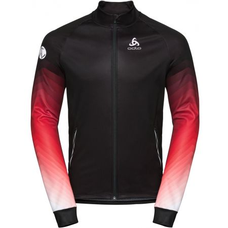 Odlo MEN'S JACKET PERFORMANCE WARM UP - Pánska bunda