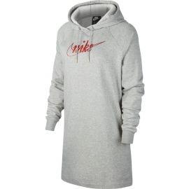 Nike NSW DRESS FLC GLITTER W