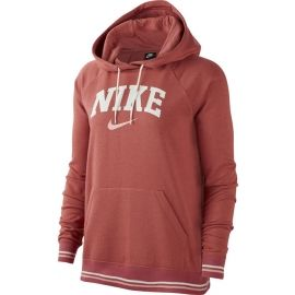 Nike NSW HOODIE FLC VRSTY W - Női sportfelső