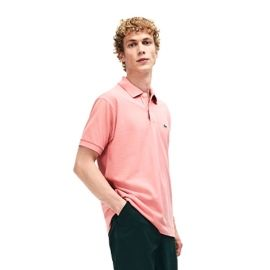 Lacoste S/S BEST POLO - Мъжка тениска с яка