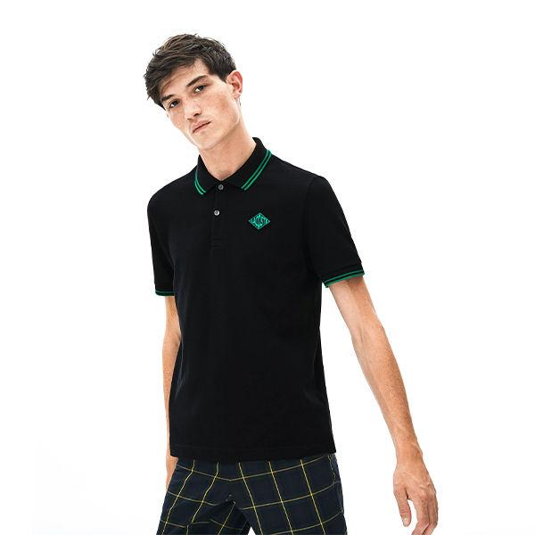 Lacoste S S/S POLO - Pánske polo tričko