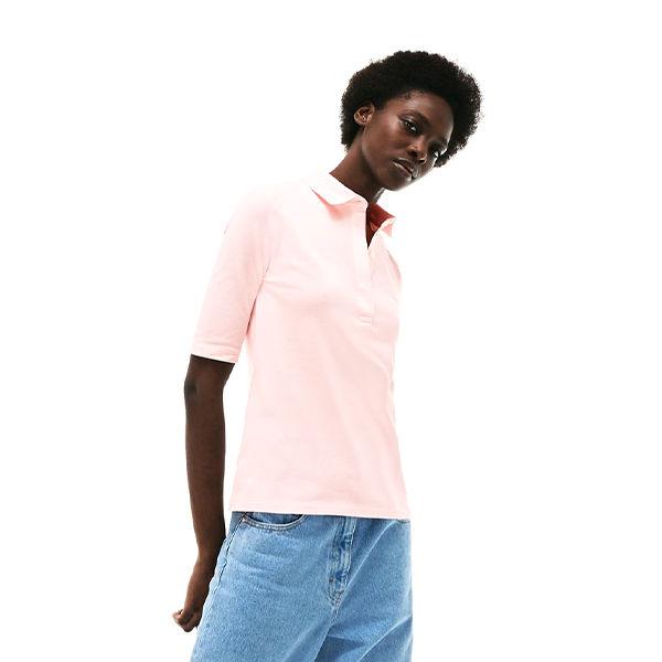 Lacoste S S/S BEST POLO - Dámske polo tričko