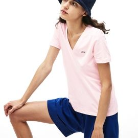 Lacoste S TEE-SHIRT - Дамска тениска