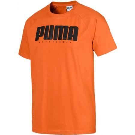 Pánske tričko - Puma ATHLETICS TEE - 1