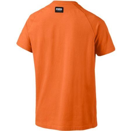 Pánske tričko - Puma ATHLETICS TEE - 2