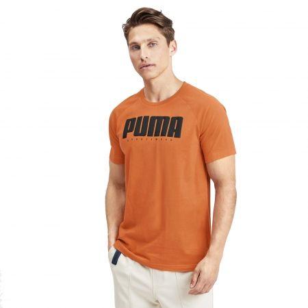 Pánske tričko - Puma ATHLETICS TEE - 3