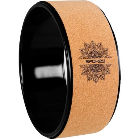 Korkový jóga kruh - Spokey CZAKRA KOREK - 3