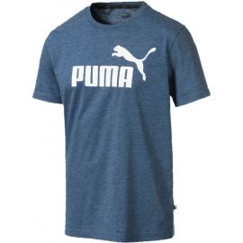 Puma ESS + HEATHER TEE - Tricou de bărbați