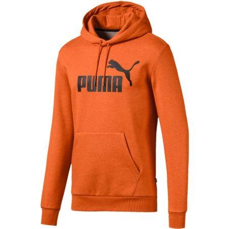 Pánska športová mikina - Puma ESS + HOODY FL - 1