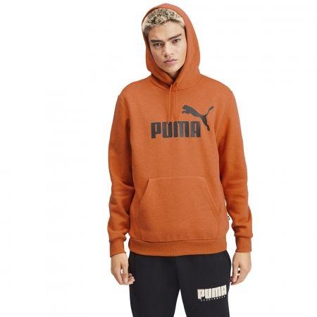 Pánska športová mikina - Puma ESS + HOODY FL - 3