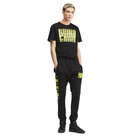 Мъжко спортно долнище - Puma REBEL BOLD PANTS CL FL - 5